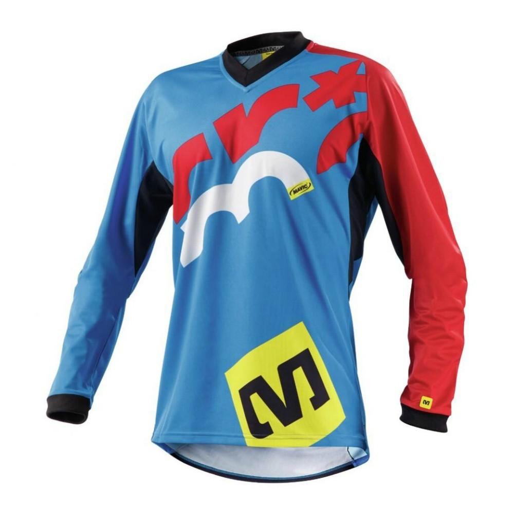 Hot Products men t shirt MAVIC Offroad Tshirt FREERIDE ciclismo Sport T-shirt usar camisetas Clothings<br><br>Aliexpress