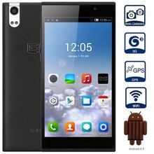 New 5.0 inch Elephone P10 Android 4.4 3G Smartphone MTK6582 1.3GHz Quad Core 1GB RAM 16GB ROM WiFi GPS IPS Screen 3 Color