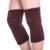 1 пара 2 шт. высокой упругой дышащий бамбуковый уголь колено поддержки турмалин магнитного коленного бандажа pad коленной чашечки