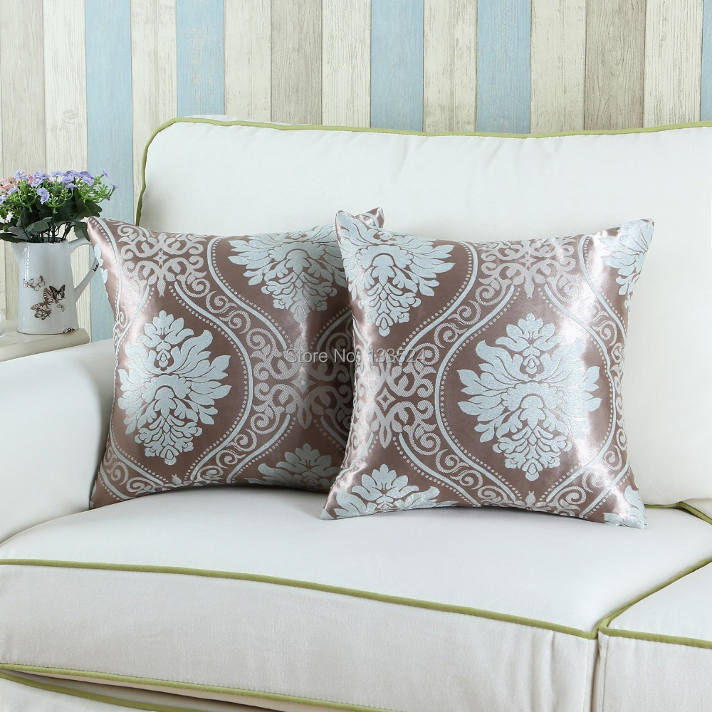 buy decorative pillows shell cushion