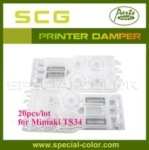 20pcs pack Factory font b Supplying b font DX7 Solvent Damper for Mimaki TS34 font b