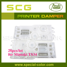 20pcs/pack Factory Supplying DX7 Solvent Damper for Mimaki TS34 Printer (made in China)