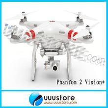 New DJI Phantom 2 Vision + (Phantom 2 Vision Plus ) RTF With 3-Axis Stabilization HD Camera for FPV RC Quadcopter
