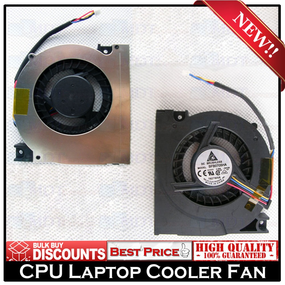 Brand New! Laptop CPU Cooling Cooler Fan for Asus A9T A94 X51 X50 X53 X50Q X50Z X50M F5 Series BFB0705HA BSB0705HC(China (Mainland))