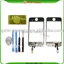 For iphone 3G touch panel with tool and adhesive kit Free shipping(China (Mainland))
