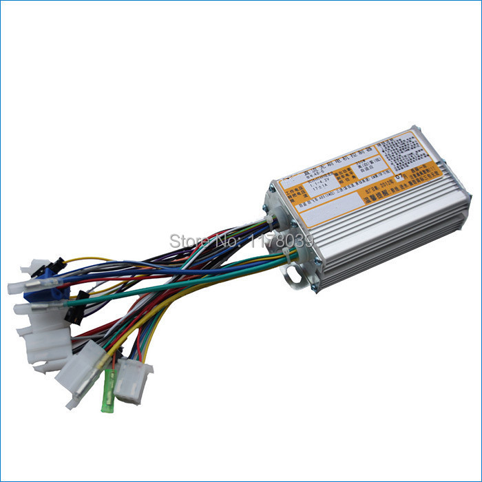 36v 48v 50w dual mode electric vehicle car brushless motor for 36v dc motor controller