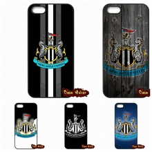 Newcastle United Team logo Phone Case Cover HTC One X S M7 M8 Mini M9 A9 Plus Desire 816 820 Blackberry Z10 Q10 - The End Cell Covers store