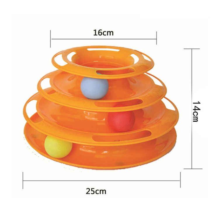2017 toys for cat pet Cat Interesting Funny Toy Amusement Plate giochi per gatto juguetes de gatos Crazy Ball Disk