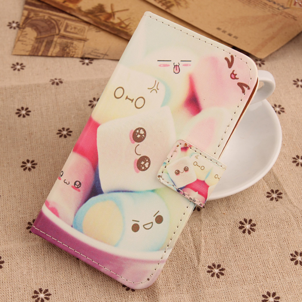 AIYINGE Cell Phone Cover Case for ZTE Blade C320 4 Wallet Holster Card Slot Flip Design PU Leather(China (Mainland))