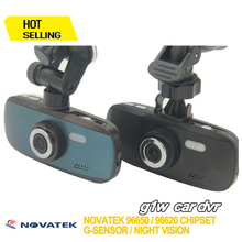 Car DVRs G1W GS108 video registrator Novatek 96650/96620 Car Camera Recorder 1080P Full HD DVR(China (Mainland))
