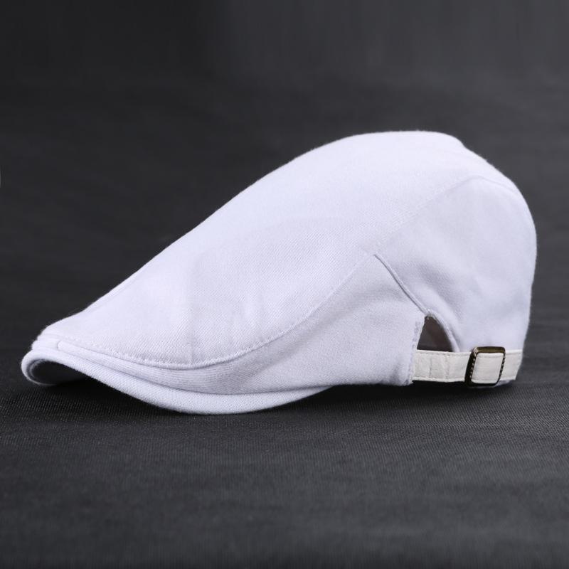 Fashion Gentleman Cap Newsboy Beret GatsbyHat Autumn Winter For Men's Jason Statham Male Models Flat Caps Golf Driving(China (Mainland))