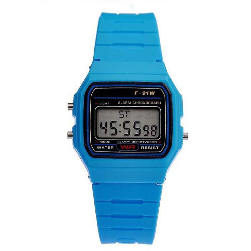 2016 New Fashion Silicone Women Watch Mens Digital Casual Sport Watches Ladies Boutique Calendar Timer Wristwatch
