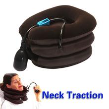 Air Cervical Neck Traction Soft Brace Device Unit for Headache Head Back Shoulder Neck Pain  PTSP