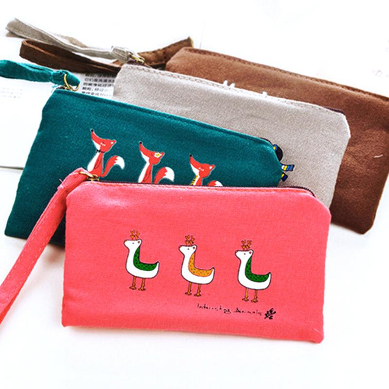 Hot Sale Fashion Women Wallets Lady Handbags Coin Purse Animal Prints Cute Lovely Dogs Long Clutch Wallet Cards Holder Burse Bag(China (Mainland))