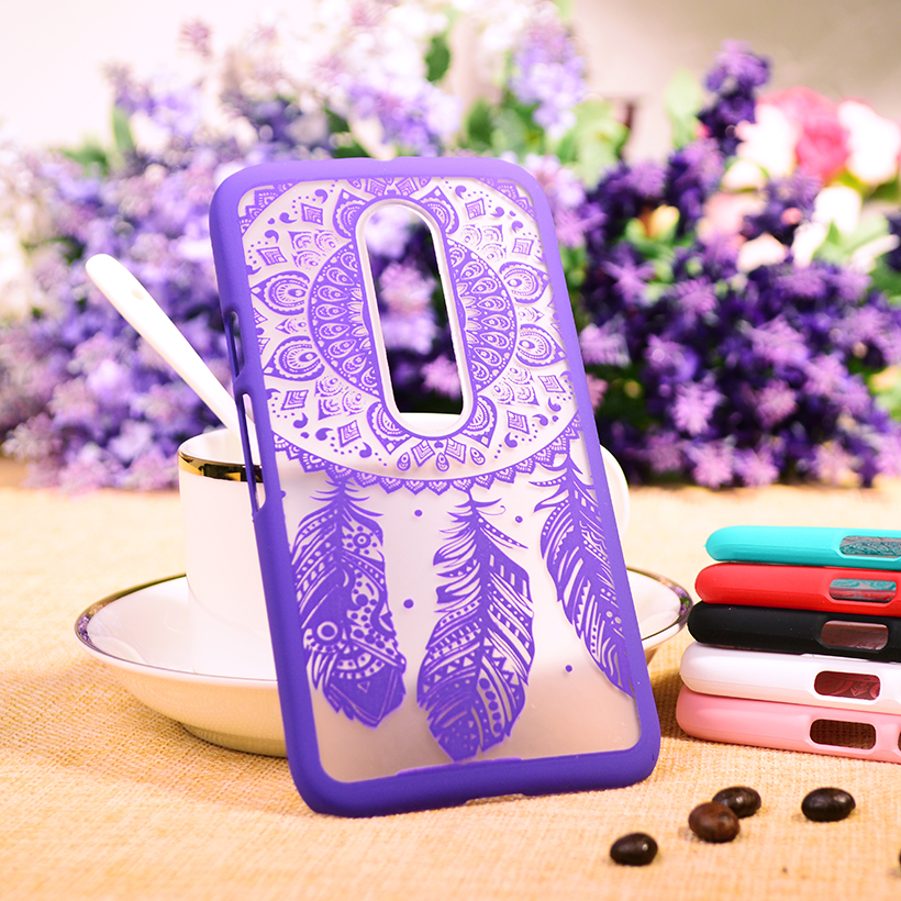 Dreamcatcher Phone Cases For Motoroal Moto G3 G 3nd Gen. G+3 XT1541 Case Cover Hard Plastic Shell Hood Cell Phone Bags Housings(China (Mainland))