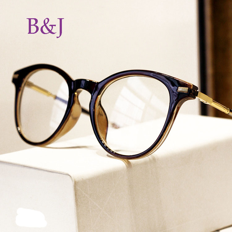 Eyeglass Accessories Frames Vintage Eye glasses Clear lens ...