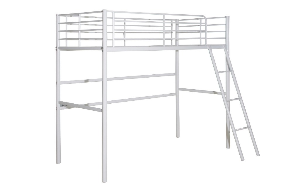stainless bed, design simple,Paint tube bed,please talk with customer service fob price(China (Mainland))