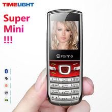 Buy Russian Keyboard!Super Mini Metal Mobile Phone!Original FORME T3 Unlocked Cell Phone Pocket Phone Free Stock! for $25.99 in AliExpress store
