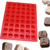 Free shipping Silicone Alphabet Letter Soap Mold Christmas Chocolate Jelly Candy Cube Mould silicone soap mold letters 02015