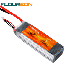 FLOUREON Original Battery 11.1V 2200mAh 3S 25C li-ion RC Rechargeable Battery Remote Control Toys Bateria XT60 Plug(China (Mainland))