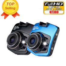Novatek Mini Car DVR Camera GT300 Dashcam 1920x1080 Full HD 1080p Video Registrator Recorder G-sensor Night Vision Dash Cam(China (Mainland))