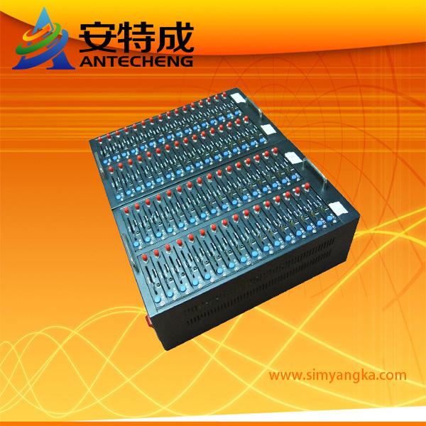 Wholesale wavecom 64 ports Q2406 for mobile recharge bulk sms sending gms modem(China (Mainland))