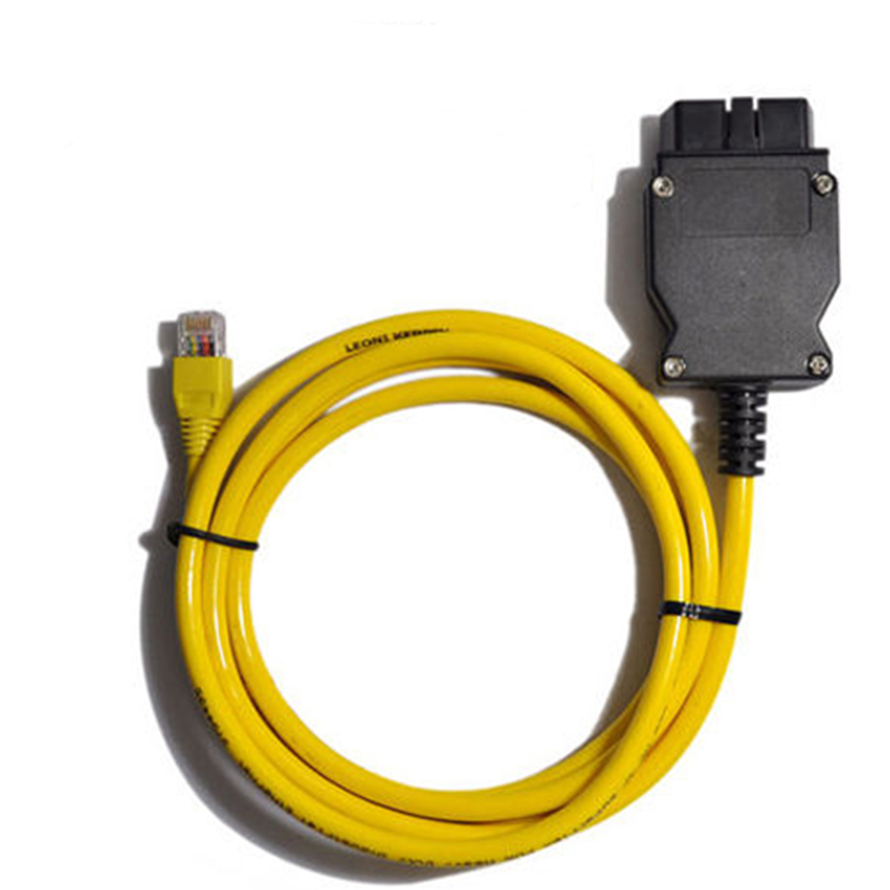 New ESYS 3.23.4 V50.3 Data Cable For bmw ENET Ethernet to OBD Interface E-SYS ICOM Coding for F-serie(China (Mainland))