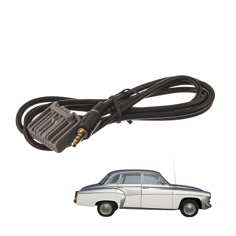 Aux Adapter Cable Input Audio Cable For Honda Civic Honda CRV CY156-CN