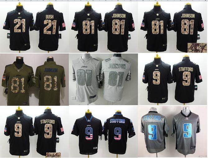 NFL Jerseys Wholesale - Popular Lions Calvin Johnson-Buy Cheap Lions Calvin Johnson lots ...