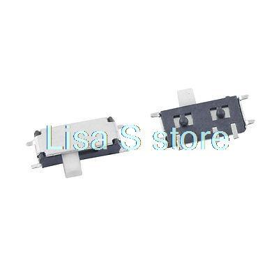 Авто-переключатель Slide switches 50 DC 50V 0.3a 7 /2 1P2T SPDT SMD -- [vk] 61nt1 3 nh switch toggle spdt 15a 125v switches