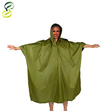 Raincoat Outdoor Camping & Hiking Travel Camping Multifunction Portable Rain Coat Cover High-grade Quality Cloth Adults Poncho(China (Mainland))