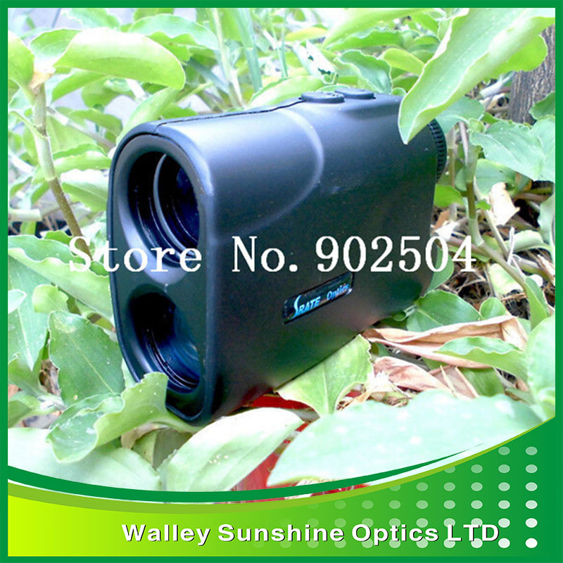 New 6x24 Pocket Monocular Laser Range finder Telescope Laser Distance Meter with Pin Seeking Function for Golf / Hunting <br><br>Aliexpress
