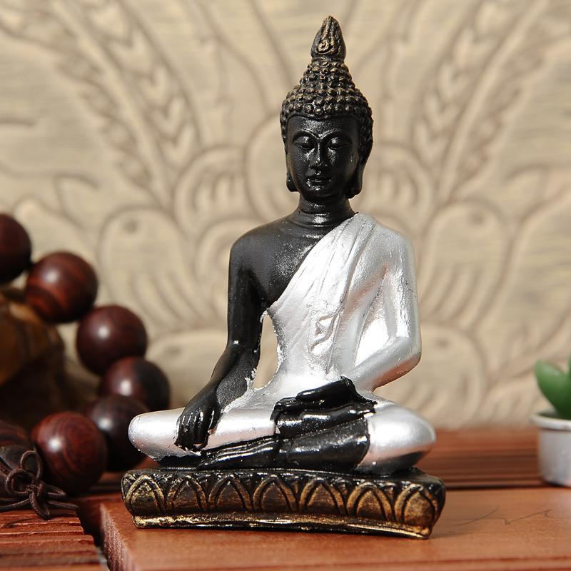 Thailand Buddha statue, Southeast Asian style, Zen gift, Home Furnishing decoration, Ornaments, buddha figrue, arts and crafts~(China (Mainland))