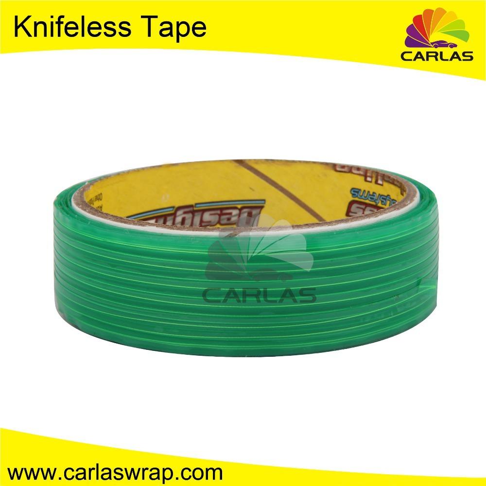 2015 Free Shipping Car Wrap Tools Vehicle Body Knifeless Tape Roll Finishing Vinyl for Car wrap(China (Mainland))