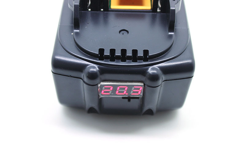 New Replacement Lithium Ion battery 18V 4.0AH for Makita Bl1830 Cordless Power Tools Battery High Capacity with LED Display(China (Mainland))