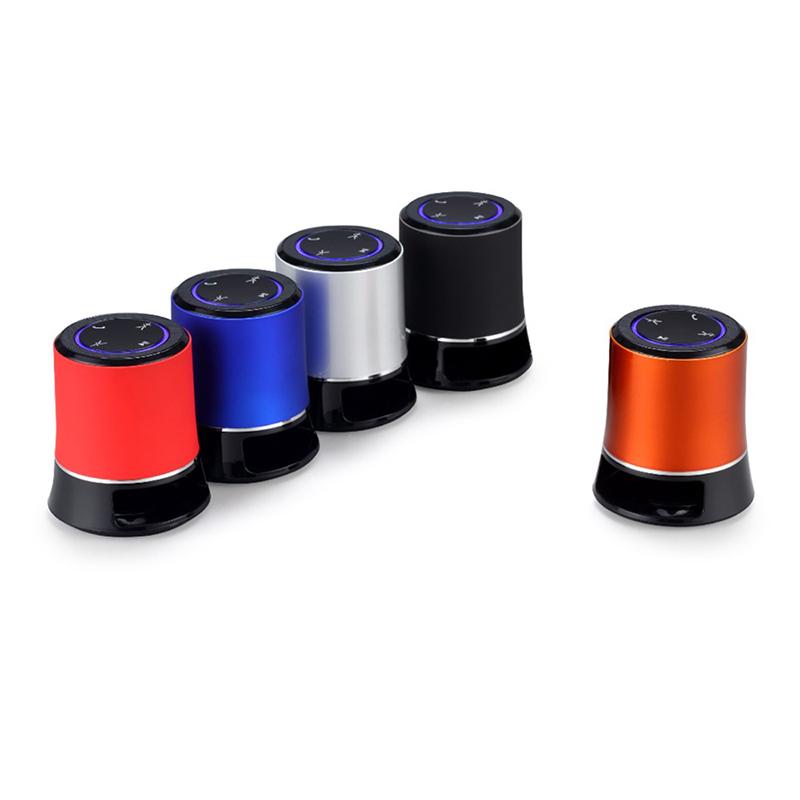 Colorful MINI Portable Parlantes Wireless altavoz portatil Speaker  Bluetooth Dual Bass altavoz Subwoofer Stereo Caixa de som