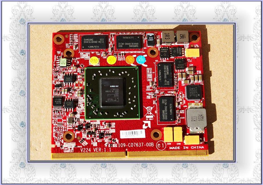 109-C07637-00B 216-0969010 Radeom HD 5850 MXM DDR2 1GB VGA Video Card for lenovo IdeaCentre B500 B505 B510 B50R1 ,fully tested(China (Mainland))