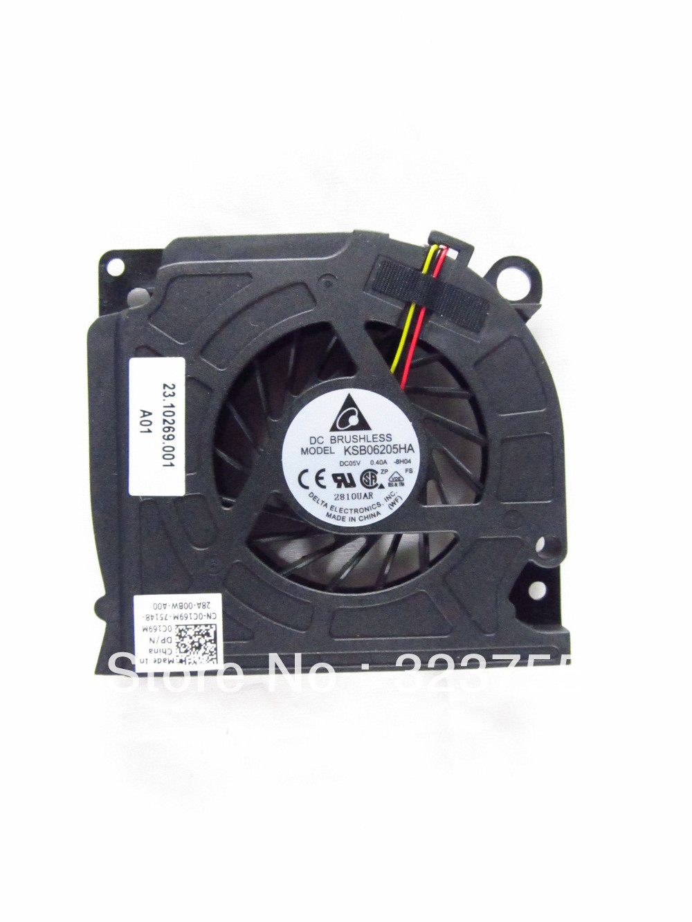 New Cooler cpu Fan for DELL Inspiron 1525 1526 1545 LAPTOP * FREE SHIPPING*(Hong Kong)