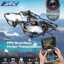 JJRC H6D 5 8G FPV RC font b Drone b font One Key Return RC Quadcopter