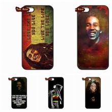 For Samsung Galaxy A3 A5 A7 A8 A9 Pro J1 J2 J3 J5 J7 2015 2016 Reggae Originator Bob Marley Phone Cases Cover(China (Mainland))