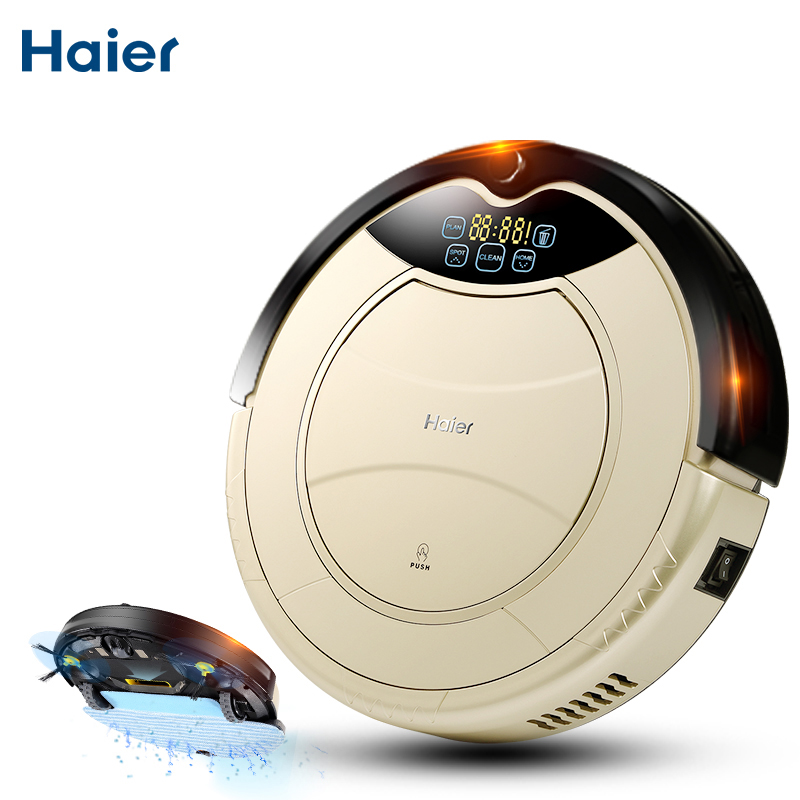 Free shipping/Household Wet Mop Sweeping Robot Automatic Cleaner(China (Mainland))