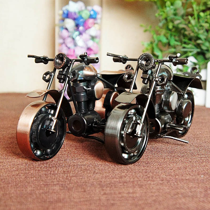 Middle Size Creative Metal Motocycle Model Vehicle Toys for Kids Birthday gift<br><br>Aliexpress