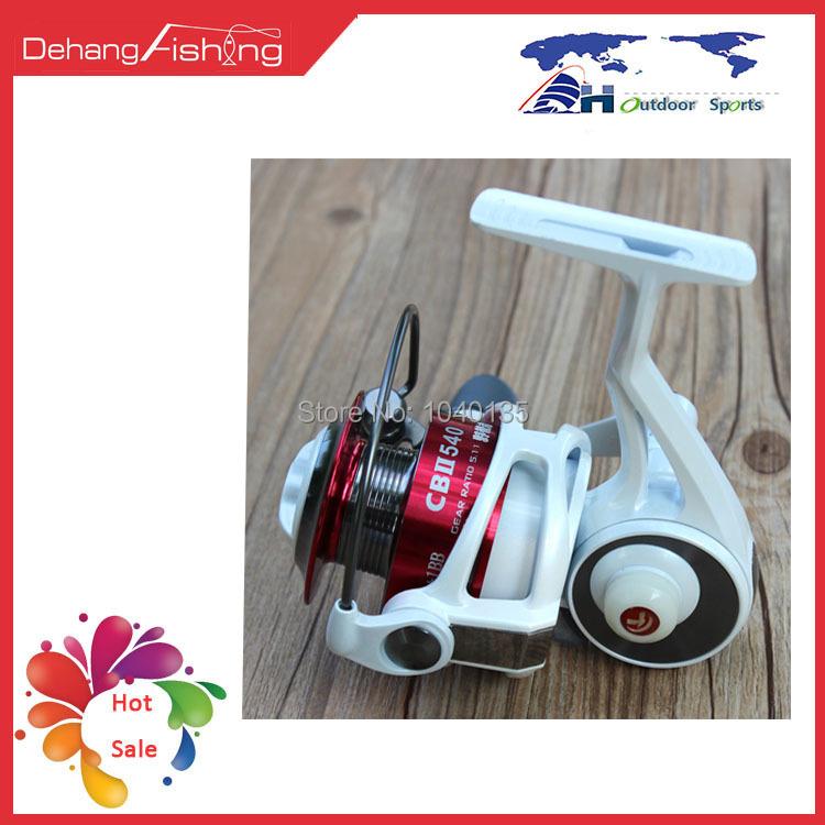 bearing fish reel metal line cup spinning wheel fishing reel fishing round fish wheel
