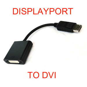DP DisplayPort Display Port to DVI Converter Cable 0.2M(China (Mainland))