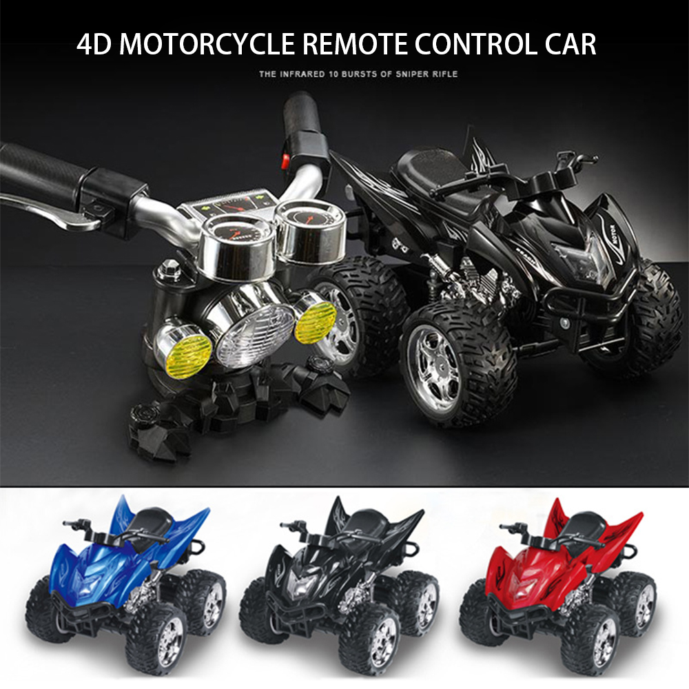 New 1/12 scale 2.4Ghz 4D simulation of motorcycle RC Cars Off road 4WD high speed remote controlled car Toy<br><br>Aliexpress