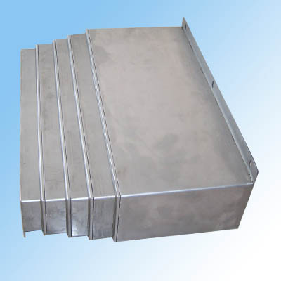CNC steel telescopic cover(China (Mainland))