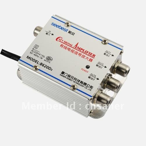 promotion catv amplifier splitter