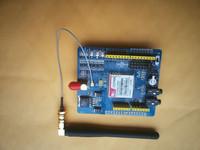 2015 jhkj-2 new listing factory wholesale SIM900 Quad-band GSM GPRS Shield Development Board for A-rduino Antenna+free shipping