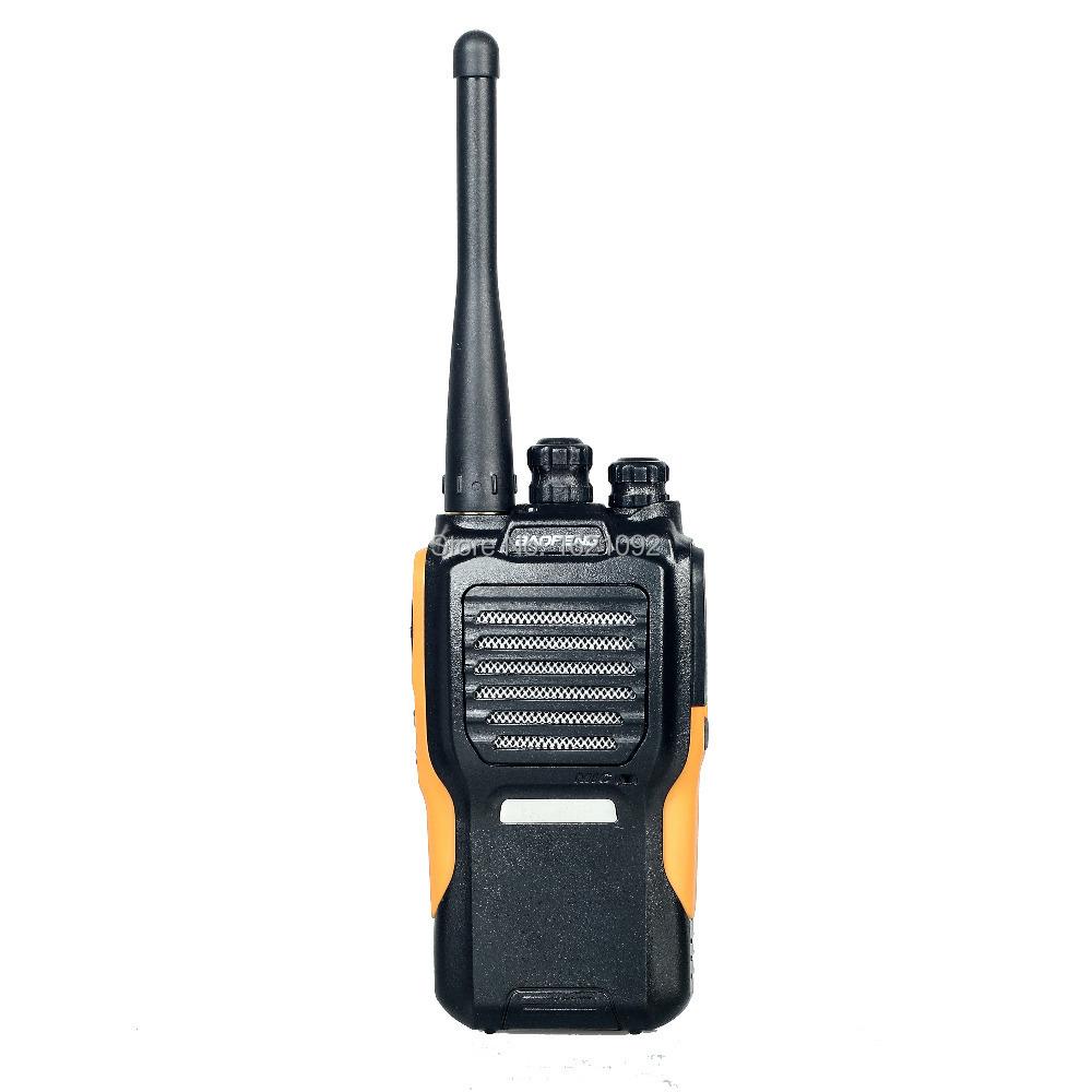 Walkie-Talkie 10KM 6W Two Way Radio baofeng BF-658  Walkie Talkie 5W Handheld Pofung bf 658 Two Way Radio UHF hf transceiver