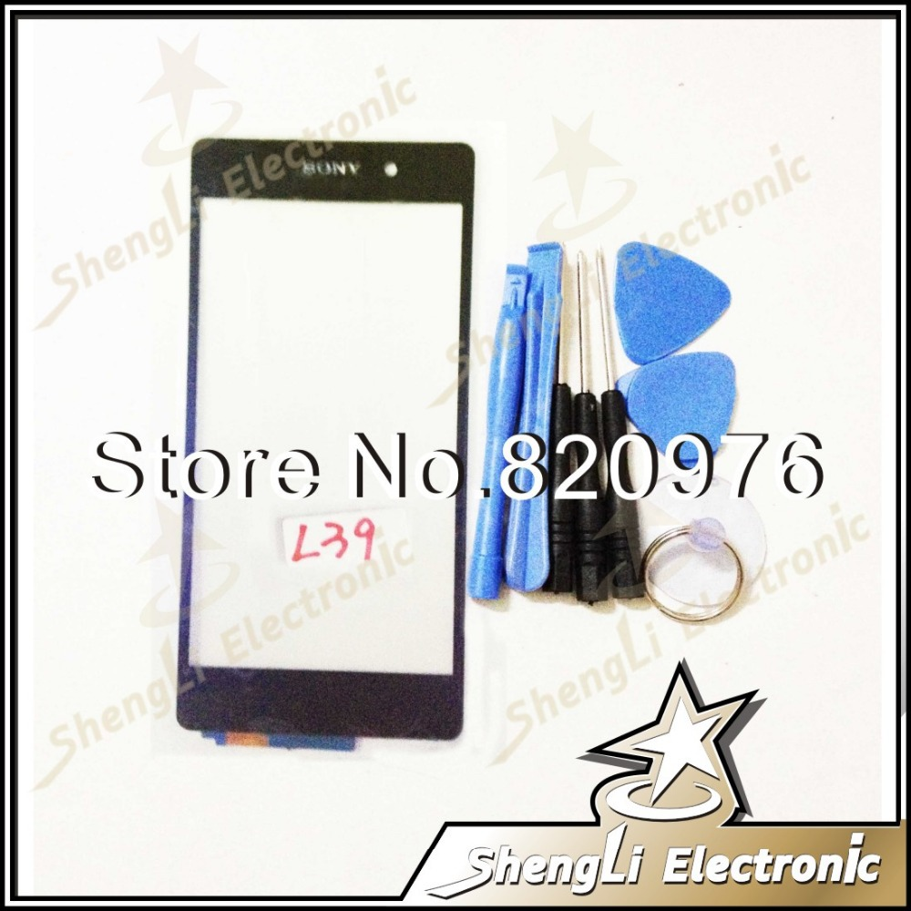 Original Touch Screen Touchscreen Digitizer Glass Replacement For Sony Ericsson Xperia Z1 L39 Open Tools
